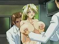 Big Boobs Hentai Girls